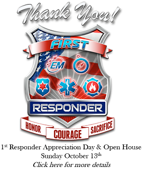 DGSC 1st Responders Appreciation Day Information